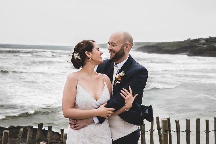 Ealish Whillock Humanist Celebrant Gillian and Andrew Humanist wedding ceremony celebration celebrant